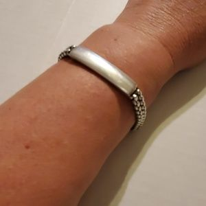David Yurman Jewelry - David Yurman Thoroughbred ID Bracelet